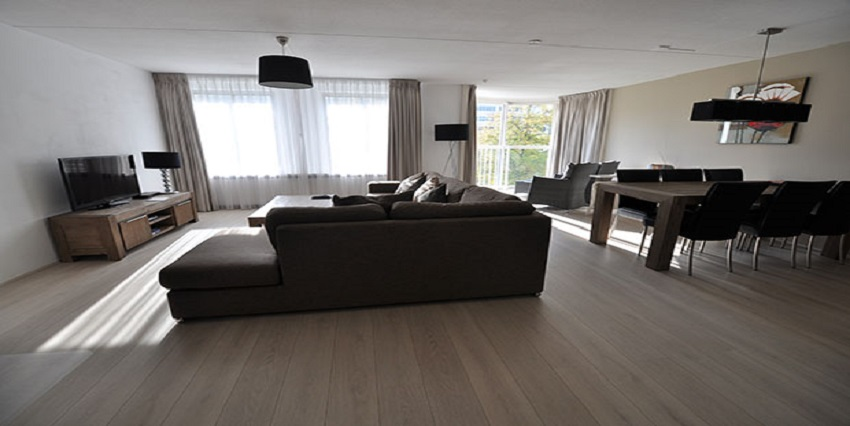 Furnished 3 bedroom apartment for rent on the Weena in Rotterdam Center.