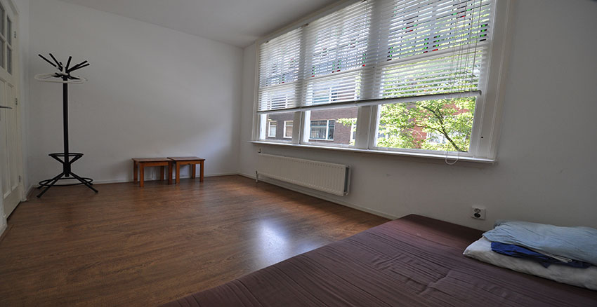 Students rooms for rent in the Kempenaerstraat in Rotterdam Blijdorp.