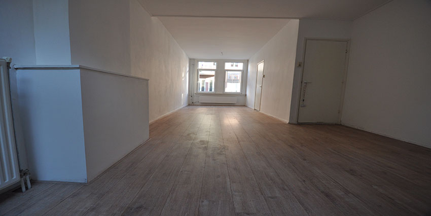 Apartment for rent at the Moordrechtse Verlaat in Gouda Center with three rooms.
