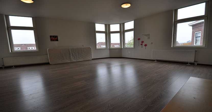 Three room apartment for rent offered to Wolphaertstraat Rotterdam Zuid.