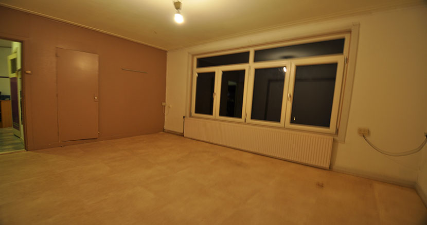 Kamer te huur voor studenten op de Bergpolderstraat in Rotterdam Bergpolder.