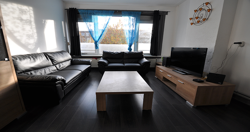 Three rooms apartment for rent offered to Pleinweg Rotterdam Zuid.